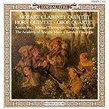 Mozart: Clarinet Quintet K581 / Horn Quintet K407 / Oboe Quartet K370