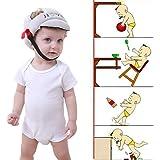 Bebé anti-caída tapa de protección de la cabeza del niño del sombrero de anticolisión casquillo de la cabeza el casco de segu
