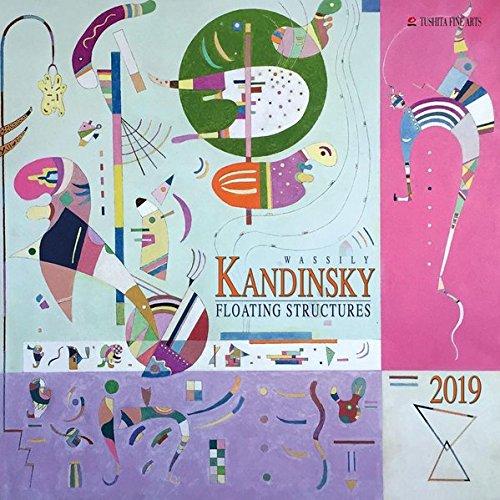 Wassily Kandinsky - Floating Structures 2019: Kalender 2019