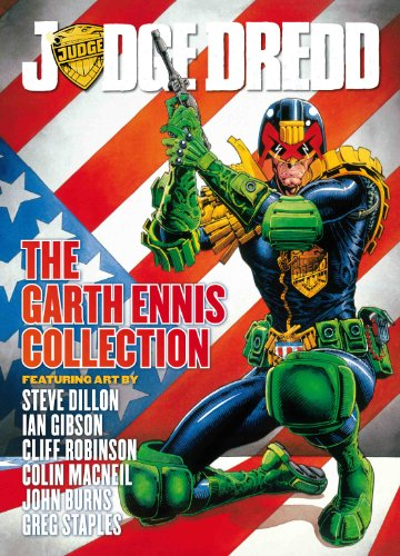 Judge Dredd The Garth Ennis Collection (English Edition)