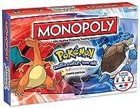 Pokemon Monopoly - Kanto Edition