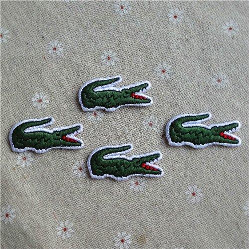 coolpart ~ 10PCS/LOT X bestickt Nähen auf oder Eisen auf Patch ~ machen DIY Zubehör Aufnäher Badge perfekt Patches (4 X Hawaii-hemden)