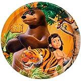 El libro de la selva platos llanos (8)