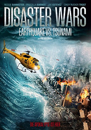 Disaster Wars: Earthquake vs. Tsunami Cover