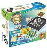 Science4you Spielesammlung magnetisch 8in 1–Spielzeug Wissenschaft und Bildung
