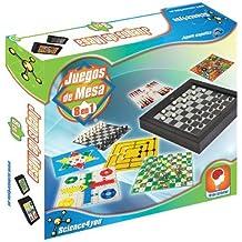 Science4you - Juegos de mesa magnético 8 en 1 - juguete científico y educativo