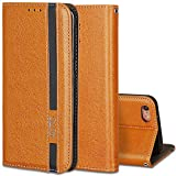 iPhone 6S H�lle,iPhone 6 H�lle,Nnopbeclik Business Stil Wallet Folio Wallet PU Leder Schutzh�lle (4.7 Zoll) f�r iPhone 6S/iPhone 6 Bild