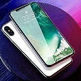Vetro Temperato iPhone X, Infreecs iPhone X Pellicola Protettiva HD Trasparente, Protezione Schermo Anti-graffio, Protection Film per iPhone X, 2 Pezzi