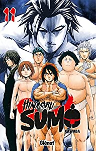 Hinomaru Sumo Edition simple Tome 11