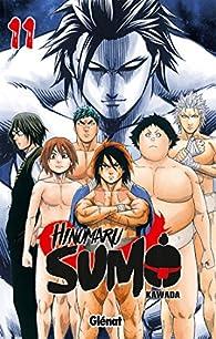 Hinomaru Sumo, tome 11 par  Kawada