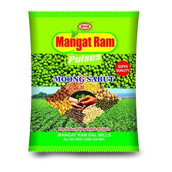 Mangatram Moong Sabut - 500g