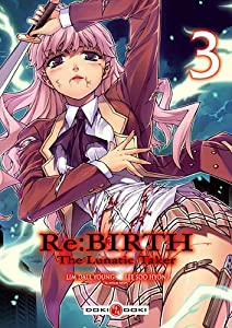 Re:Birth The Lunatic Taker Edition simple Tome 3