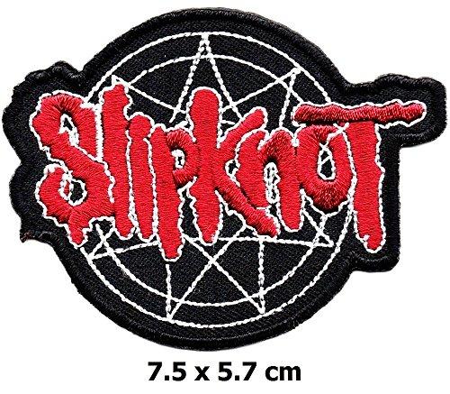 Slipknot Patch Eisen auf Logo Weste Jacke Gap Hoodie Rucksack Patch Iron On/Sew On Patch -