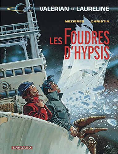 Valérian, tome 12 : Les Foudres d'Hypsis