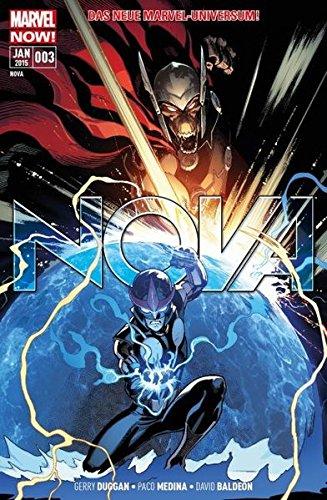 Nova: Bd. 3: Blindwütig