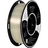 Filamento PLA 1.75mm, Eryone PLA Filamento 1.75mm, Stampante 3D Filamento PLA per Stampante 3D, 1kg 1 Spool, Trasparente