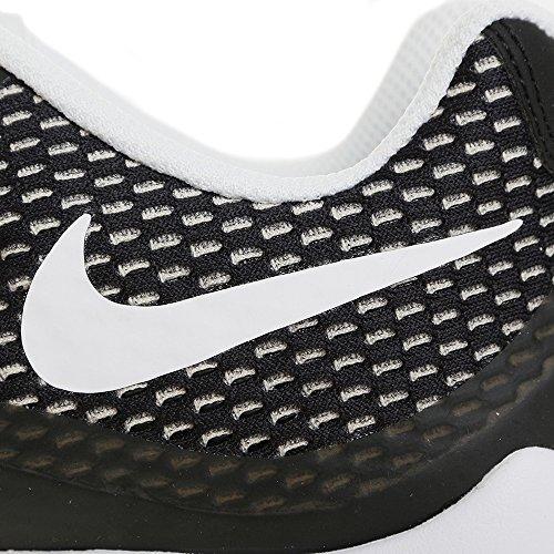 Nike 870614-003, Chaussures de Tennis Homme Noir (Black / White)