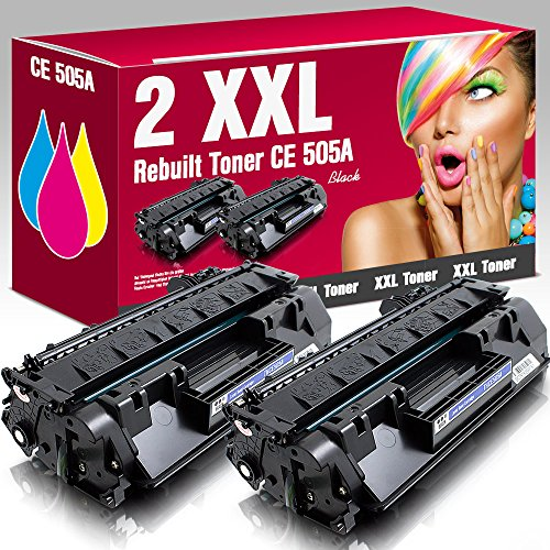 ms-point® 2x kompatible Toner für HP LaserJet P2030 Series P2033 P2033N P2034...