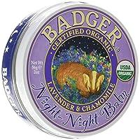 Badger Night Balm - Gute Nacht Balsam, 1er Pack (1 x 56 g) preisvergleich bei billige-tabletten.eu
