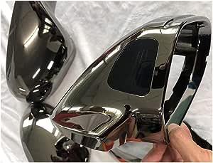 Ersatz Tungsten Steel Black Side Spiegel Cap Abdeckungen For Audi A6 C7 C7 5 S6 4g 2014 2015 2012 2013 2016 2017 2018 Ersatz Stil Color Black Lane Assist Auto