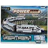 Power Train Turbos Train Overbridge Set, Multi Color