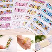 Beautyrain 5pcs Band Aids Universal Wasserdicht sortierte reizende Karikatur Pflaster Bandagen Adhesive Dekorativ preisvergleich bei billige-tabletten.eu