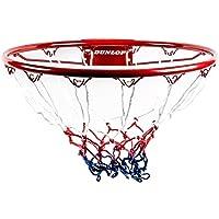 Basketballkorb mit Nylonnetz, witterungsbeständig, inklusive Montagematerial