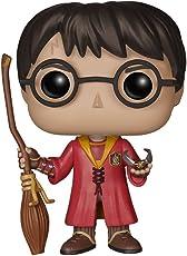 Wizplex Funko Pop Harry Potter Quidditch & Snitch Toy Action Figure - Multi Color