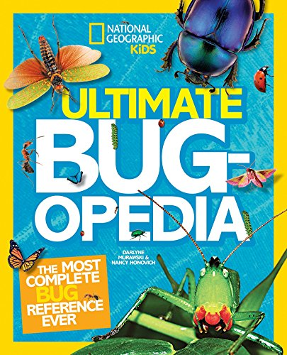 Ultimate Bugopedia: The Most Complete Bug Reference Ever (Ultimate )
