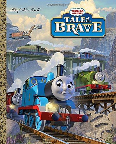 Tale of the Brave (Big Golden Book: Thomas & Friends) por Gullane (Thomas) LLC