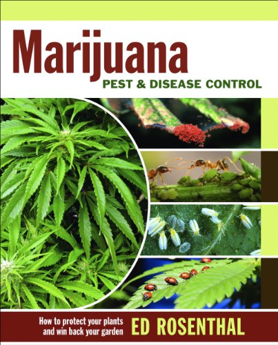Plant Disease Controls (Marijuana Pest and Disease Control: How to Protect Your Plants and Win Back Your Garden (English Edition))