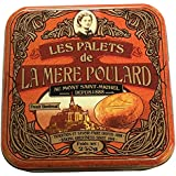 La Mère Poulard Demi-Coffret Collector Palets 250 g - Lot de 2