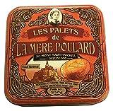 La Mère Poulard Demi-Coffret Collector Palets 250 g - Lot de 2