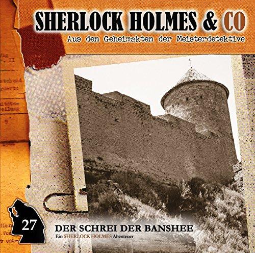 Sherlock Holmes & Co (27) Der Schrei der Banshee Teil 2 - Romantruhe 2016