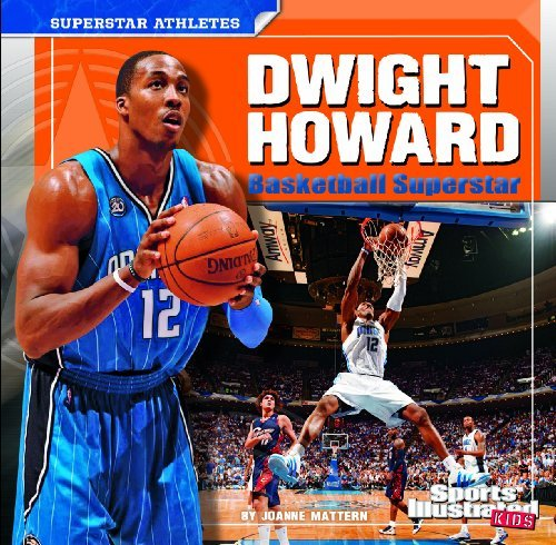 Dwight Howard: Basketball Superstar (Superstar Athletes) by Joanne Mattern (2011-07-01)