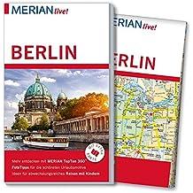 MERIAN live! Reiseführer Berlin: Mit Extra-Karte zum Herausnehmen