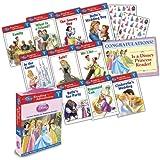 Disney Princess: Reading Adventures Disney Princess Level 1 Boxed Set