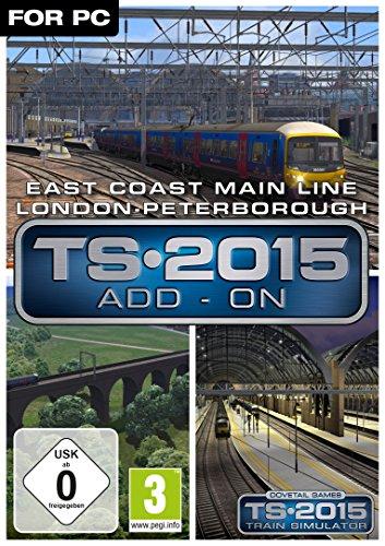 Train Simulator 2015 East Coast Main Line LondonPeterborough