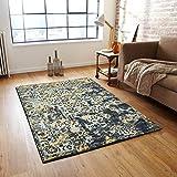Desirica Jacquard Woven Carpet (72inchX48inch)