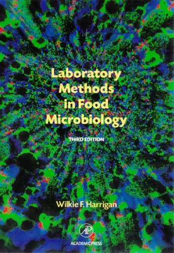 Laboratory Methods in Food Microbiology by Wilkie F. Harrigan (1998-09-04)