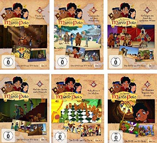 Vols. 1-6 (6 DVDs)