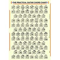 The Practical Guitar Chord and Fret Board Chart
