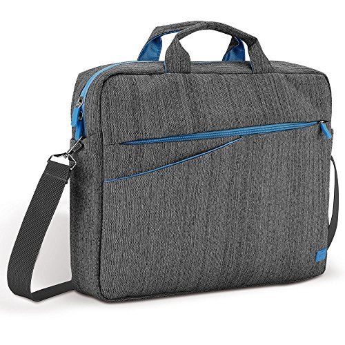 deleyCON Notebooktasche für Notebook / Laptop bis 15,6