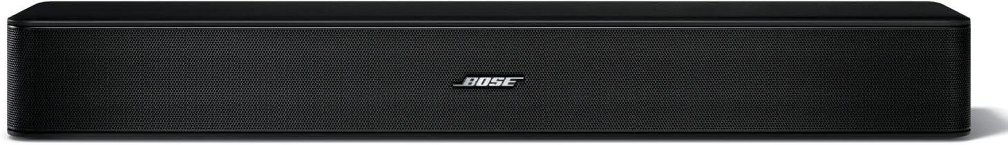 Bose Solo 5 Soundbar Speakers (Black)