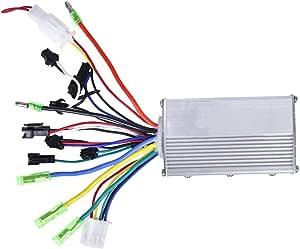 Starbun Elektromotor Controller 24v 250w Brushless Motor Controller For Elektro Fahrrad Roller Sport Freizeit
