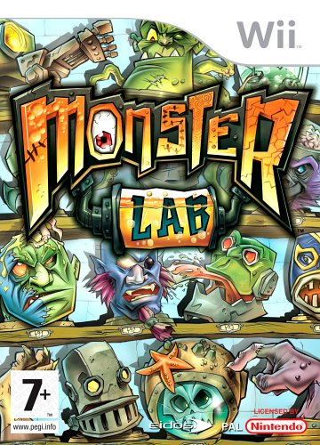 Monster Lab (wii)