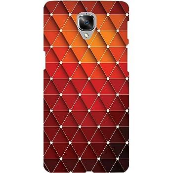 URBAN KOLOURS Original Designer Printed Hard Case Back Cover for OnePlus 3/3T (Conical)