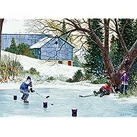 Comparador de precios Cobblehill 85003 - Puzzle (500 Piezas), diseño de Hockey - precios baratos