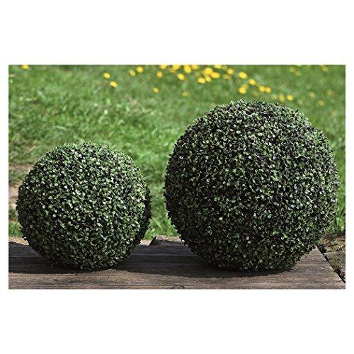 Dekopflanze Dekokugel Buchskugel Buchsbaum Kugel D 43 cm rund