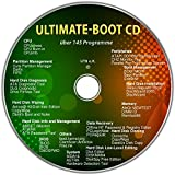 Ultimate Boot-CD Bild
